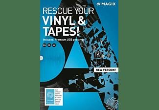 Magix Rescue Your Vinyl & Tapes