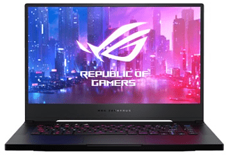 ASUS ROG GX502GV-AZ039T Zwart Notebook 39,6 cm (15.6) 1920 x 1080 Pixels 9th gen Intel® Core© i7