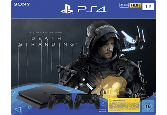 SONY Playstation 4 1TB (inklusive DS4 + Death Stranding)