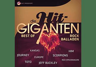 VARIOUS - Die Hit Giganten-Rock Balladen - (Vinyl)