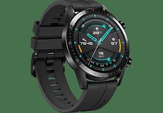 HUAWEI Watch GT 2 (46 mm) Smartwatch L Zwart (mat)