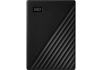 WD My Passport® Externe harde schijf (2.5 inch) 2 TB Zwart USB 3.0