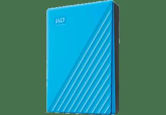 WD My Passport® Externe harde schijf (2.5 inch) 4 TB Blauw USB 3.0