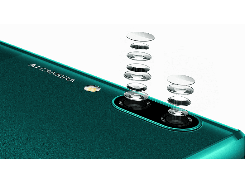 HUAWEI P smart Z 64 GB DualSIM Smaragdzöld Kártyafüggetlen Okostelefon