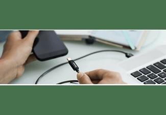 Hama USB-C-kabel Elite, metaal, verguld, antraciet, 0.75m