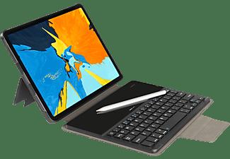 Gecko Covers Apple iPad Pro 11 inch (2018) Toetsenbord Hoes QWERTY Zwart
