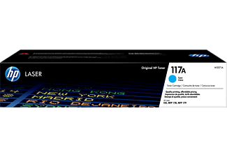 HP 117A Toner Cyaan