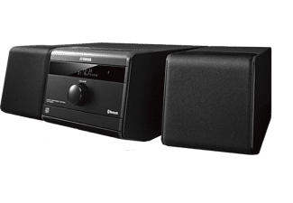 Yamaha Stereoset Zwart