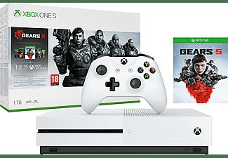 MICROSOFT Xbox One S 1 TB + Gears 5