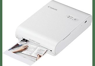 Canon Compact printer selphy square QX10 White