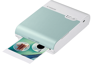 Canon Compact printer selphy square QX10 Green