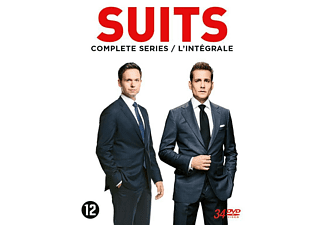 Suits Complete collection , (DVD). DVDNL