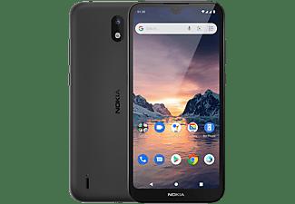 Nokia 1.3 LTE Dual-SIM smartphone 16 GB 5.71 inch (14.5 cm) Dual-SIM Android 1.0 8 Mpix Steenkool