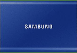 Samsung T7 500 GB Blauw