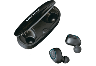 Lenco EPB-410BL Bluetooth Koptelefoon Zwart
