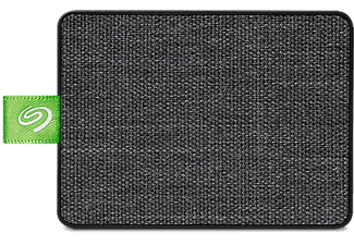 Seagate Ultra Touch 500 GB Zwart