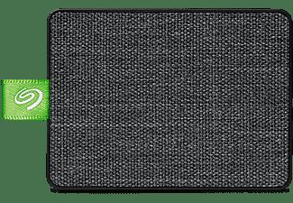 Seagate Ultra Touch 1000 GB Zwart