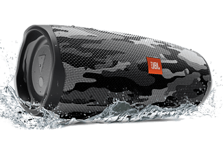 JBL Charge 4 Camouflage Grijs