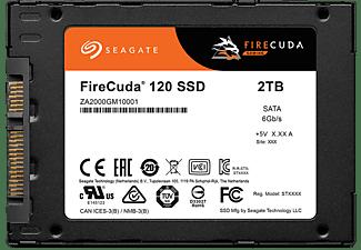 Seagate ZA2000GM1A001 SSD harde schijf (2.5 inch) 2 TB FireCuda® Retail SATA III