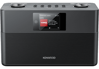 KENWOOD CR-ST100S-B Zwart