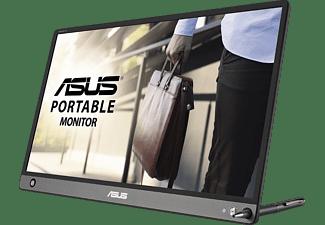 ASUS Go computer monitor 39,6 cm (15.6) Full HD LED Flat Zwart