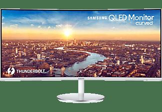 Samsung C34J791WTR 86,4 cm (34 ) 3440 x 1440 Pixels UltraWide Quad HD QLED Wit