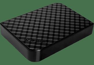 Verbatim 4 TB Externe harde schijf 8.9 cm (3.5 inch) USB 3.0 Zwart