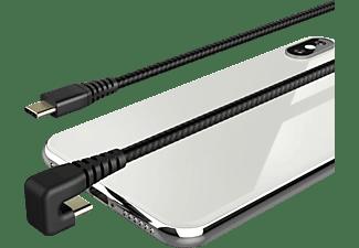 HAMA 187223 Laadkabel Gamer USB-C naar USB-C 1,5m Zwart
