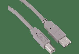 HAMA USB-kabel A-B standaard 1,8m