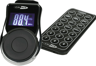 Caliber PMT302 FM Transmitter