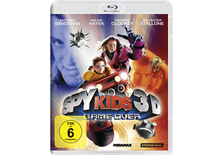 Spy Kids 3D - Game Over - (3D Blu-ray)