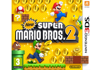 3DS New Super Mario Bros 2