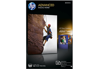 HP Q8691A Advanced 10 x 15 cm Fotopapier
