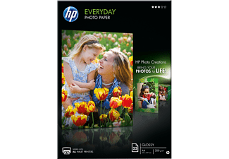 HP Q5451A Everyday glanzend fotopapier