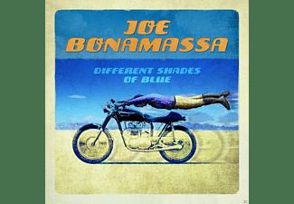 Joe Bonamassa - Different Shades Of Blue - (Vinyl)