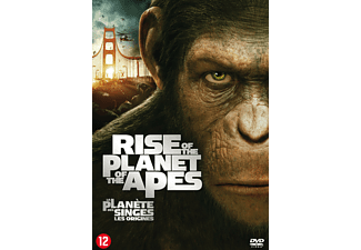 The Rise Of The Planet Of The Apes (DVD)