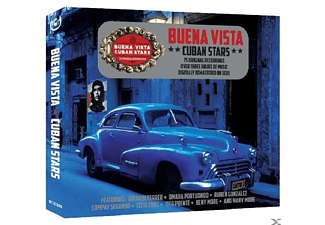 VARIOUS - Buena Vista Cuban Stars | CD