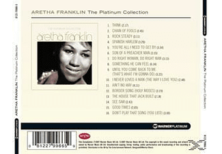 Aretha Franklin - PLATINUM COLLECTION | CD