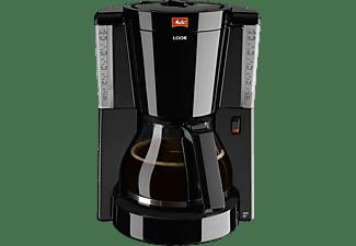 Melitta Look koffiezetapparaat zwart