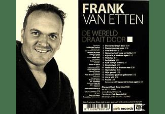 Frank Van Etten - WERELD DRAAIT DOOR DE   CD