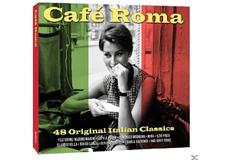 VARIOUS - Cafe Roma | CD