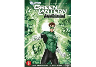 Green Lantern - Emerald Knights | DVD