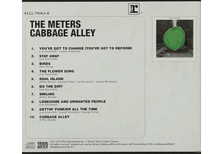 The Meters - CABBAGE ALLEY | CD