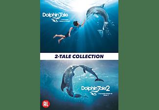 Dolphin Tale 1 & 2   DVD