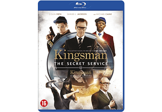 Kingsman: The Secret Service | Blu-ray