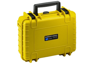 B Outdoor-Case Type 1000 Geel