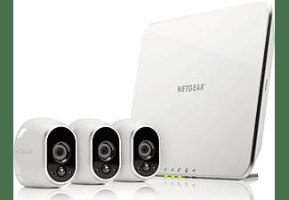 Arlo Security System met 3x HD Cameras