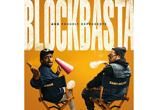 ASD - Blockbasta - (LP + Bonus-CD)
