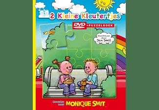 Monique Smit - 2 Kleine Kleutertjes (DVD+Puzzelboek)   DVD
