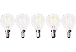 XQ-LITE XQ1405-5 led-kogellampen E14 helder